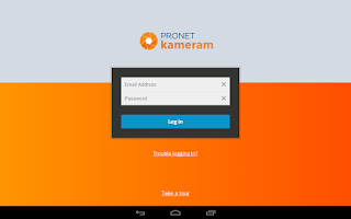 Screenshot of Kameram