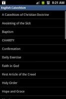 Screenshot of English Catechism Book