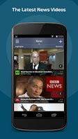 Screenshot of Breaking News Videos