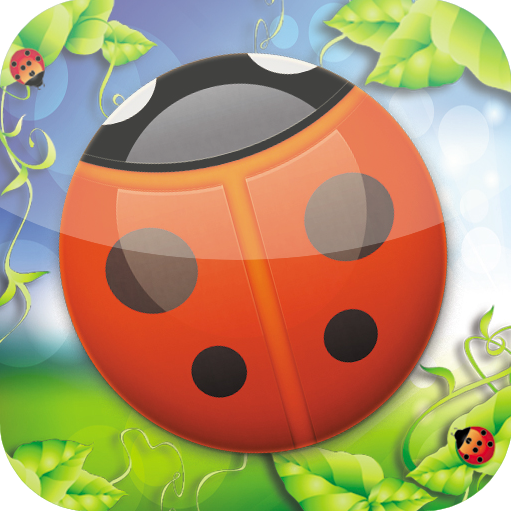 LadyBugPOP Brain Game FUN! LOGO-APP點子