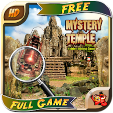 Mystery Temple - Hidden Object