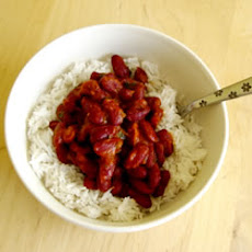American-Style Red Beans and Rice