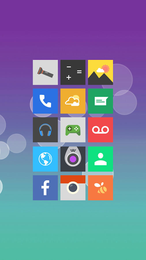 Rifon - Icon Pack Screenshot 4