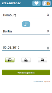 Fernbusse.de - screenshot