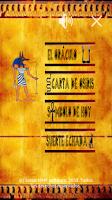 Screenshot of Tarot egipcio de la Fortuna