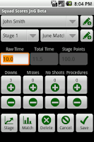 Screenshot of Squad Score JNG Beta