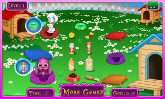 Screenshot of 3 Girls Games