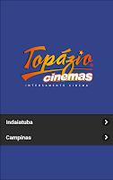 Screenshot of Topázio Cinemas