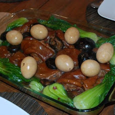 Pork Patatim (Filipino-Chinese Stewed Pork Leg/Knuckles)
