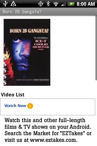 Born 2B Gangsta