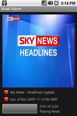 News Alarm