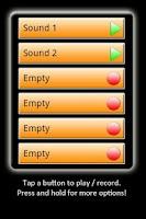 Screenshot of My Sounds! ( Make A Ringtone )