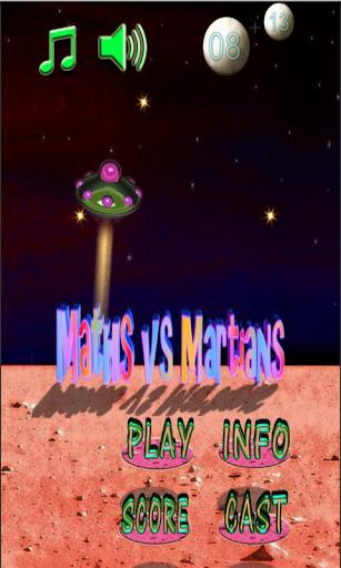 Maths Vs Martians