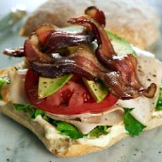 Turkey & Avocado Blt