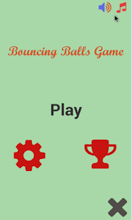 Bouncing Balls Game apk screenshot