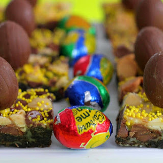 Cadbury Creme Egg Bars