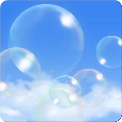 個人化App|シャボン玉 Live Wallpaper LOGO-3C達人阿輝的APP