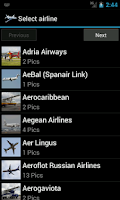 Screenshot of Airplane Photo
