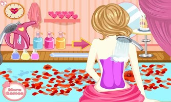 Screenshot of Valentines Day SPA & SPA Salon