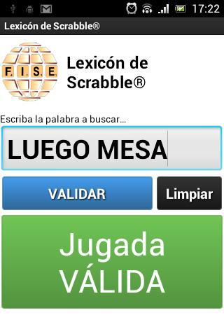 【免費娛樂App】Lexicon de Scrabble®-APP點子