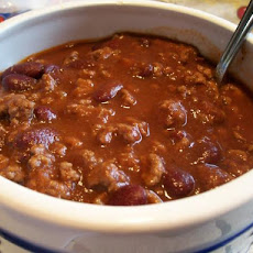 Steak-N-Shake Chili