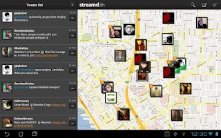 Screenshot of Streamd.in
