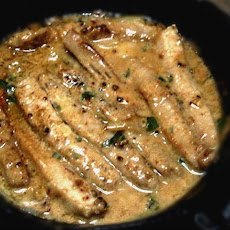 Creamy Herbed Pork Chops.