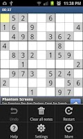 Screenshot of Sudoku Plus