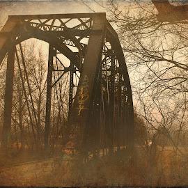 Old Artemus Bridge Set B by Paul Mays - Buildings & Architecture Bridges & Suspended Structures