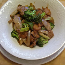 Pork and Broccoli Stir-Fry II