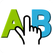 Free Touching Letters APK for Windows 8