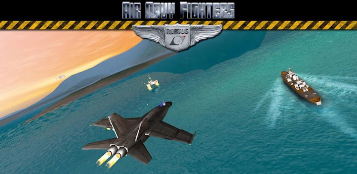 [MULTi] Air Navy Fighters v2.01 APK [Android]