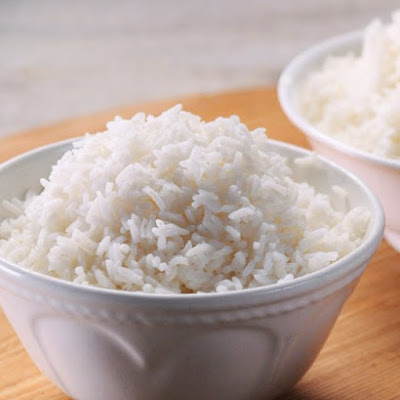French Method for Perfect White Rice