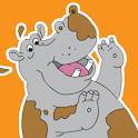 Henry the Mud Happy Hippo icon