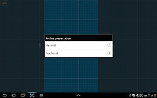 Screenshot of Millimeter - screen ruler