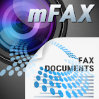 mFAX 팩스 발송 icon