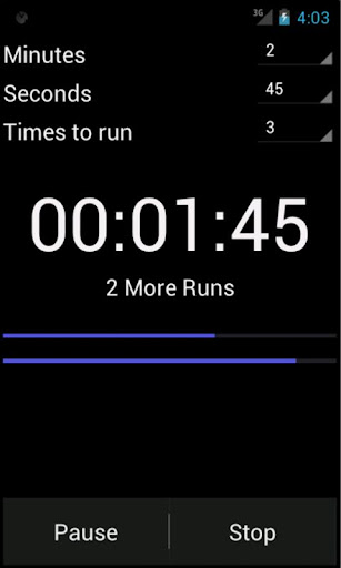 Interval Timer 4 HIIT Training - Google Play Android 應用程式