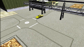 Screenshot of Car Driving Cab Parking 3D