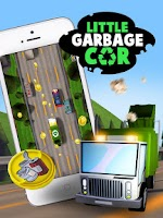 Screenshot of Little Garbage Truck Free