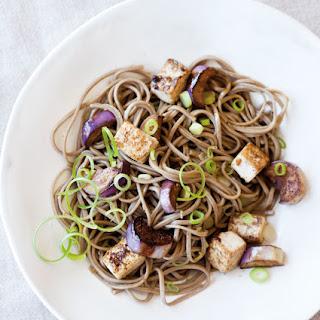 Soba Noodle Salad Vegetarian Recipes