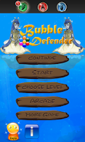 Screenshot of Bubble Defender