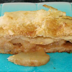 Apple Strudel Two Ways