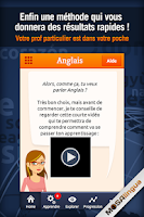 Screenshot of Apprendre Anglais