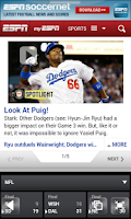 Screenshot of 3G Browser For Android - HD
