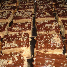 Chocolate Toffee Squares