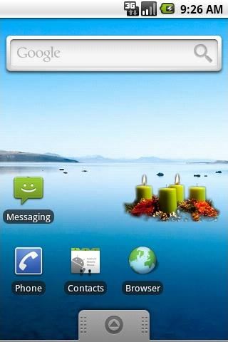 adventskranz-2010 for android screenshot