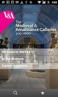 Screenshot of V&A Medieval and Renaissance