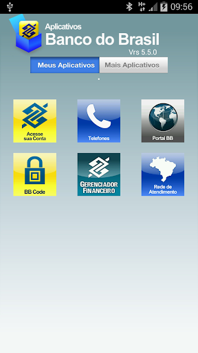 banco-do-brasil for android screenshot