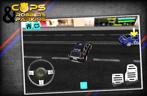 Cops and Robbers Simulation 3D - screenshot