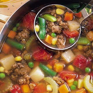 Hamburger Soup (2 Points+)